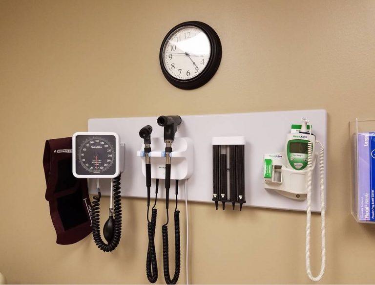 medyczny sprzęt